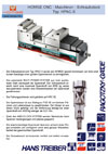 Flyer Schraubstock HPAC-130S