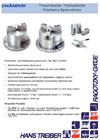 Flyer Spannstock 5-Achs-Spanner pneumatisch Chandox MOT