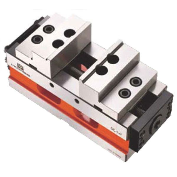 Homge 5-Achsen-Schraubstock BB = 100 mm SC-I-4