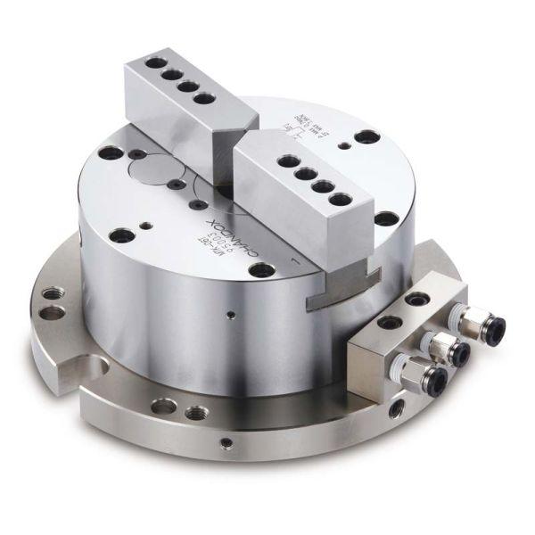 Chandox Pneumatischer Präzisions 2 Backen Spannstock Ø 101 mm MTK-04T