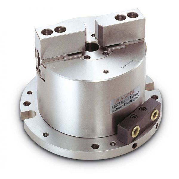 Chandox Pneumatischer-Hydraulischer 2 Backen Spannstock Ø 115 mm MOT-04A